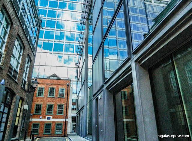 Londres - bairro de Spitalfields