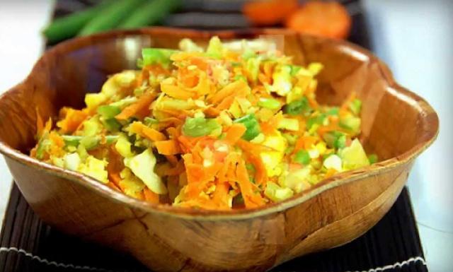 Resep Orak Arik Sayuran Paling Enak Dan Simple