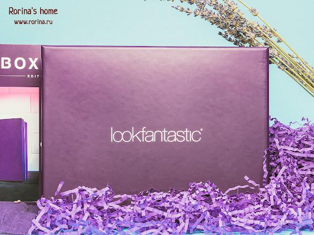 Lookfantastic Beauty Box октябрь 2019: отзывы