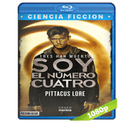 Soy el Numero Cuatro (2011) Full HD BRRip 1080p Audio Dual Latino/Ingles 5.1