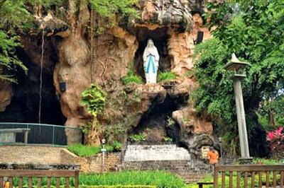 gua maria lourdes