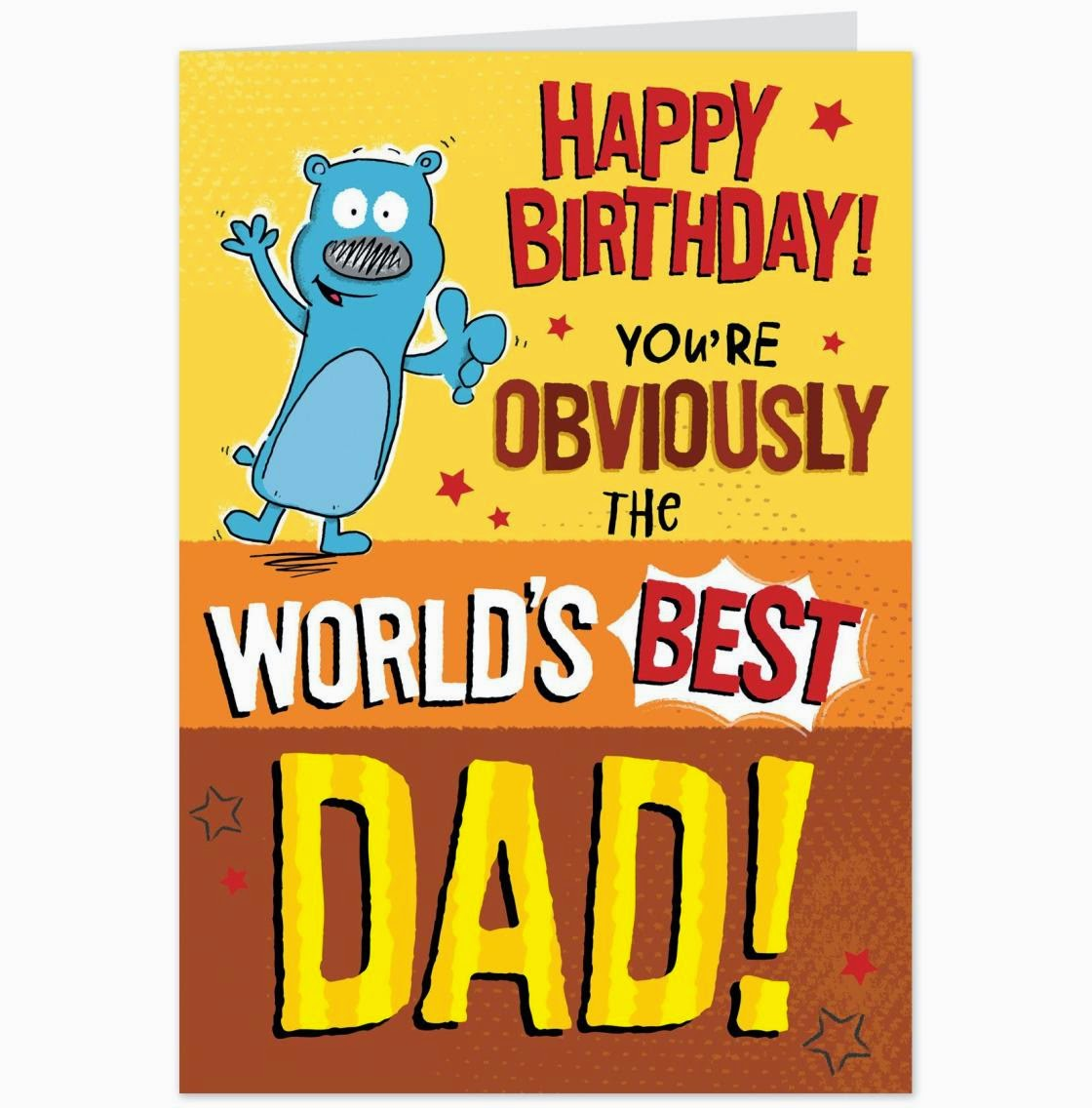 Birthday Quotes, Images And Messages: Birthday Images For Dad