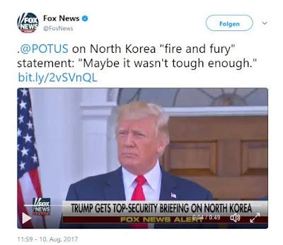 http://www.faz.net/aktuell/politik/trumps-praesidentschaft/donald-trump-warnungen-an-nordkorea-vielleicht-nicht-hart-genug-15146073.html