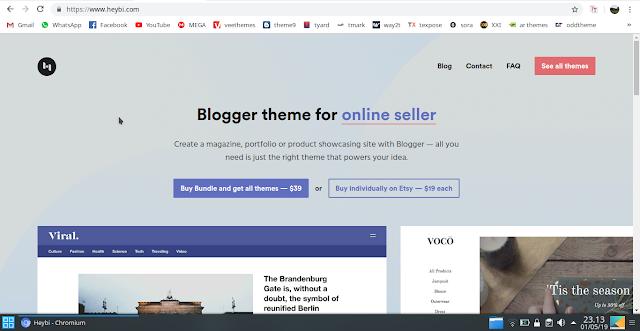 7+ Situs Blogger Template Terbaik Karya Anak Bangsa 2019 4