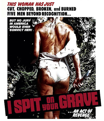 I Spit On Your Grave 1978 Bluray