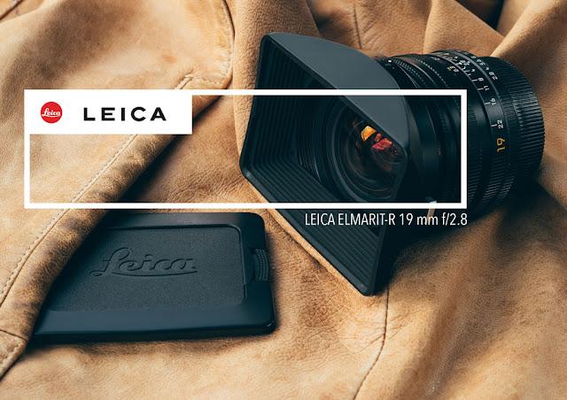 LEICA ELMARIT-R 19 mm f/2.8