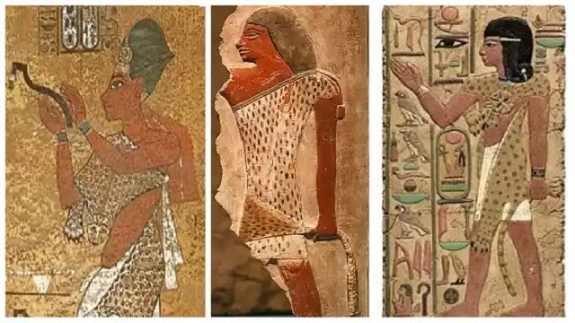 Priests in Ancient Egypt