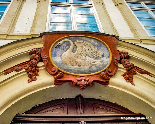 """""""Casa do Cisne"""", Centro Histórico de Praga"""