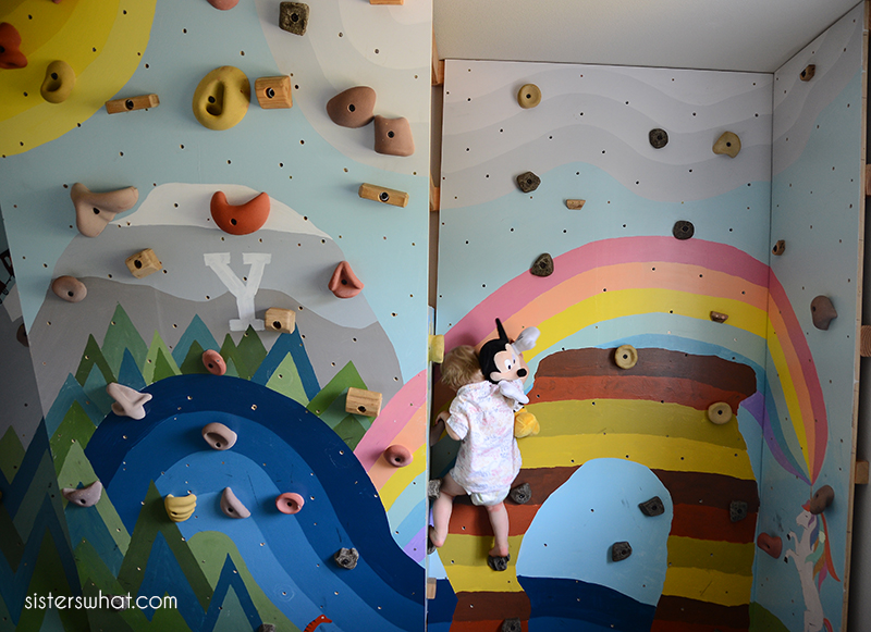 how to make a rock wall in your house