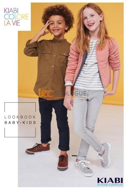 lookbook kiabi maroc enfants