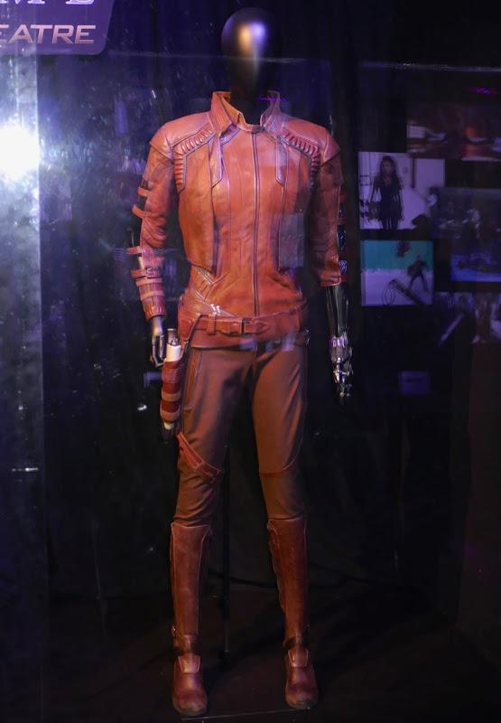 Karen Gillan Avengers Endgame Nebula film costume