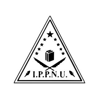 LOGO IPPNU HITAM PUTIH