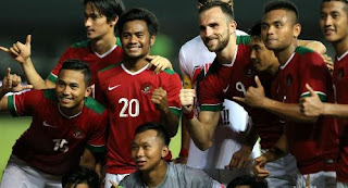 Indonesia vs Brunei Darussalam 4-0 Aceh World Solidarity 2017.