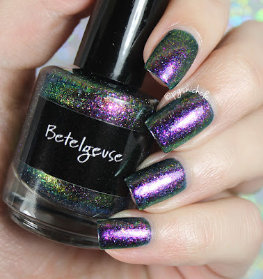 CrowsToes Nail Color Betelgeuse | The Triple M Collection