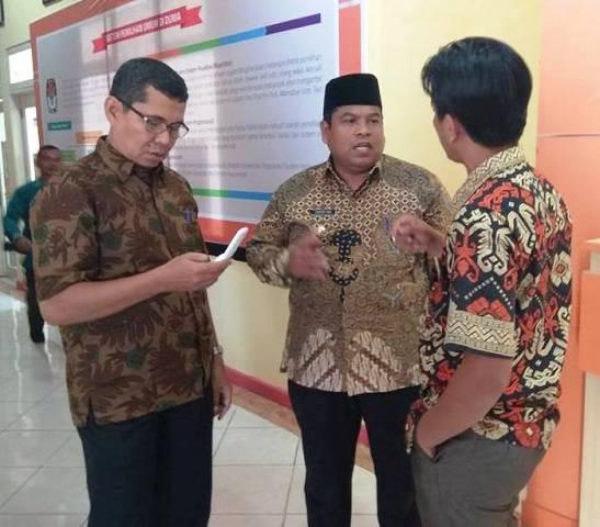 Rakor KPU Padangpariaman Lahirkan Kesepahaman