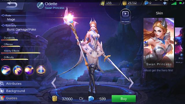 Odette Mobile Legends