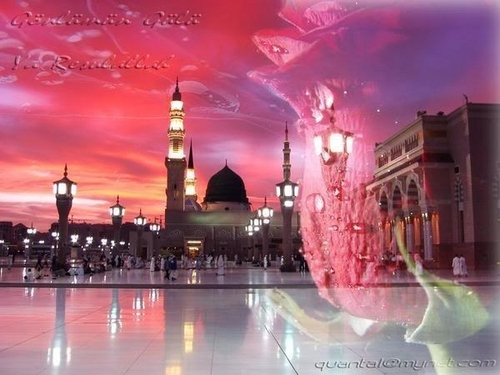 Islamic Wallpapers Images Photos Hd Medina Mosque Wallpapers