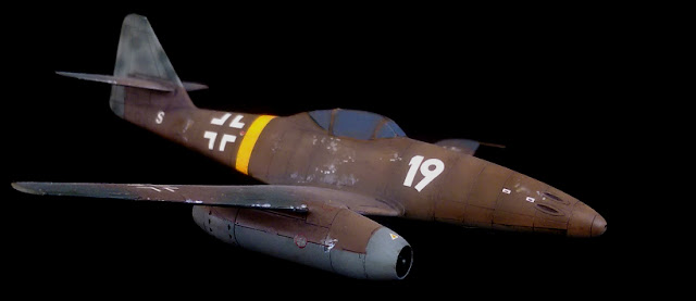 Me 262 A 1a 1/72 Revell Models
