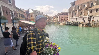 Indahnya Annecy, Venice of the Alps