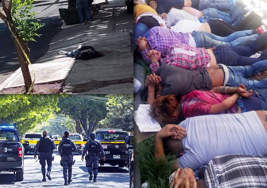 CJNG amenaza de nuevo a Policías que participaron en la detención de una de sus Células en Guadalajara