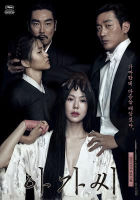 Download The Handmaiden (2016) 720p HDRip Subtitle Indonesia