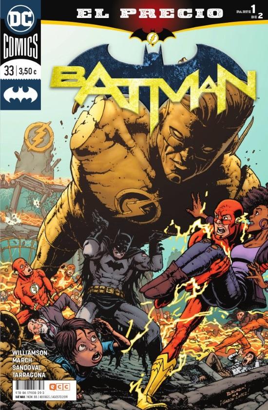Batman y Flash: El Precio