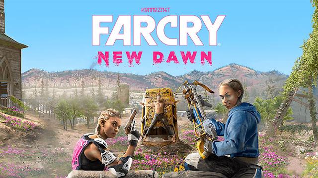 تنزيل لعبة Far Cry New Dawn