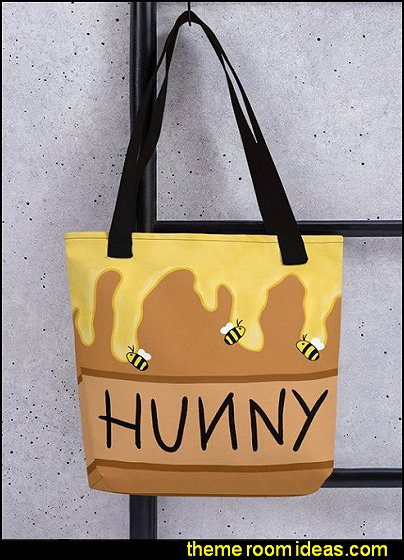 Winnie the Pooh tote bag, Pooh bag, Hunny pot Bag, Disney Inspired Tote, Tote bag, DisneyTote, Disney Parks tote