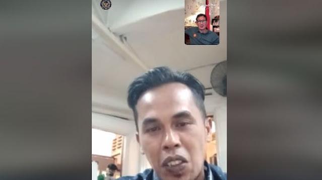 Sandiaga Uno Video Call dengan Adi MasterChef: Sekarang Paham Mengapa Dipanggil Lord