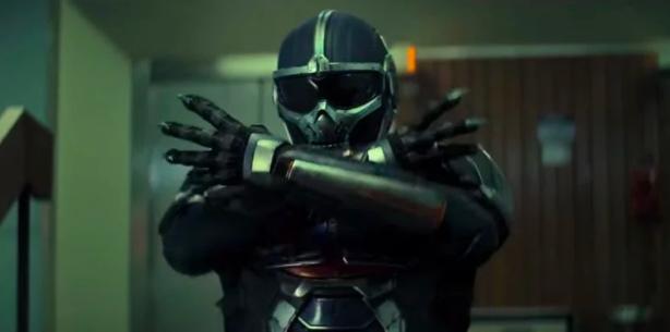 Taskmaster's Imitation of Black Panther