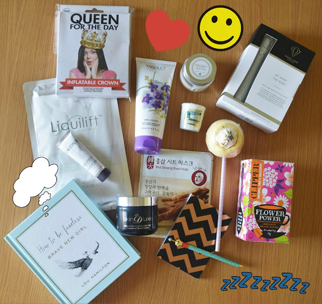Me Time Pamper Giveaway