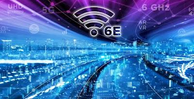 ترقية Wi-Fi ضخمة: Wi-Fi 6E