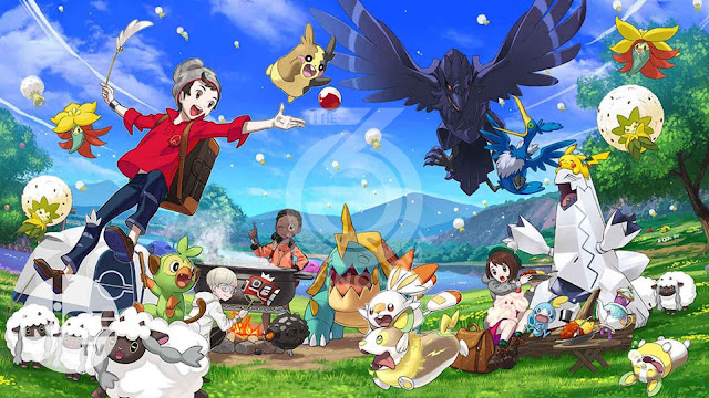 Pokémon Sword & Shield is the biggest launch of a Switch game in Japan