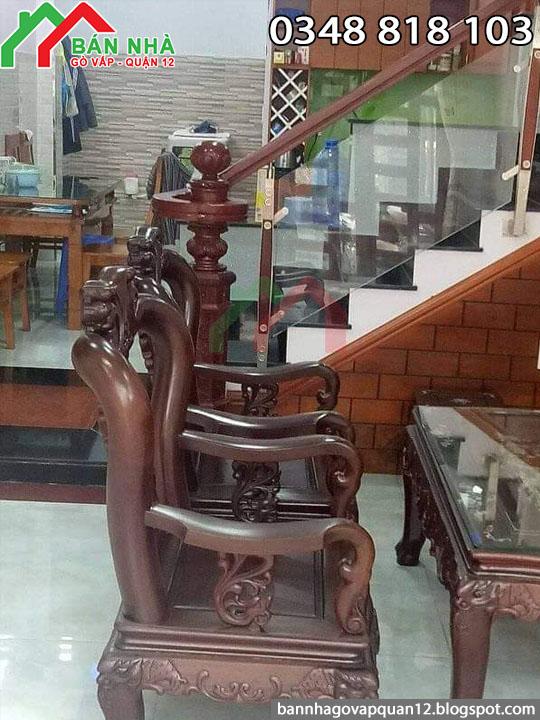 Nội thất bàn ghế gỗ cao cấp