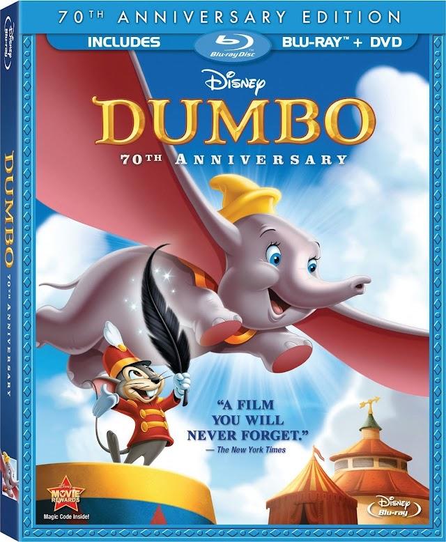 Dumbo 1941 x264 720p Esub BluRay Dual Audio English Hindi Italian GOPI SAHI