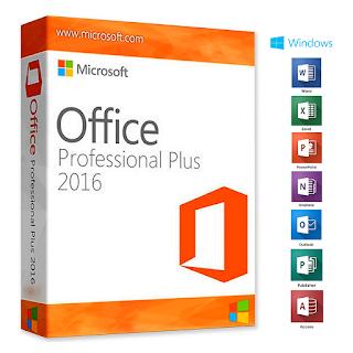 تحميل مايكروسوفت اوفيس 2016 برو بلس Microsoft Office 2016 Pro Plus March 2020 مجاناً