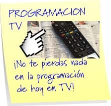 programacion tv hoy