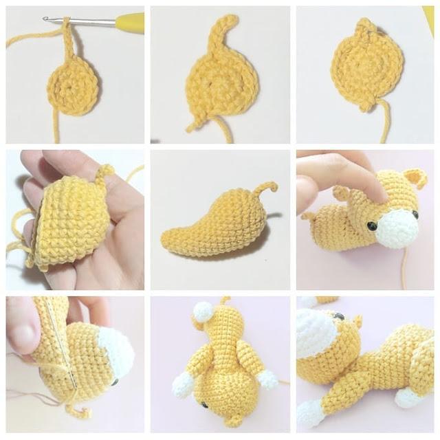patrones-perro-crochet