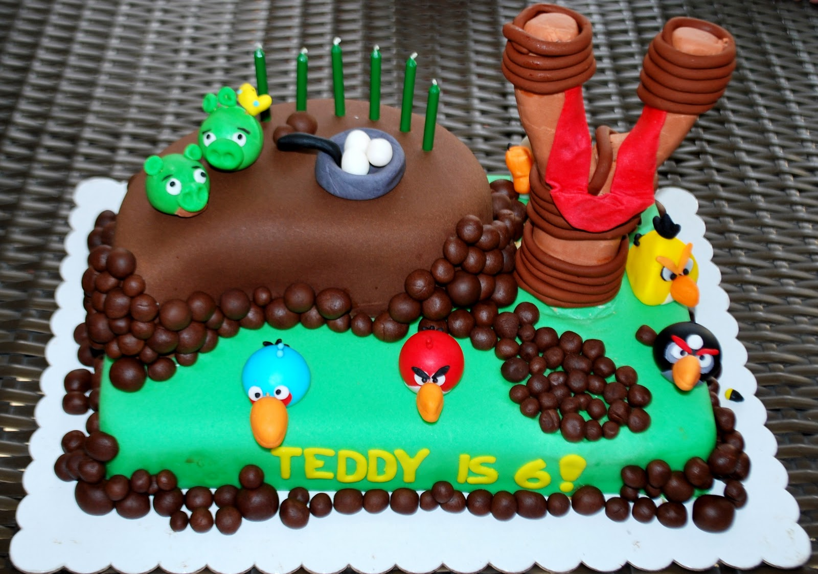 Mommy By Day Mighty Hero By Night Angry Birds Birthday