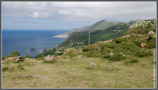 Vixia Herbeira Miradores (Galicia)