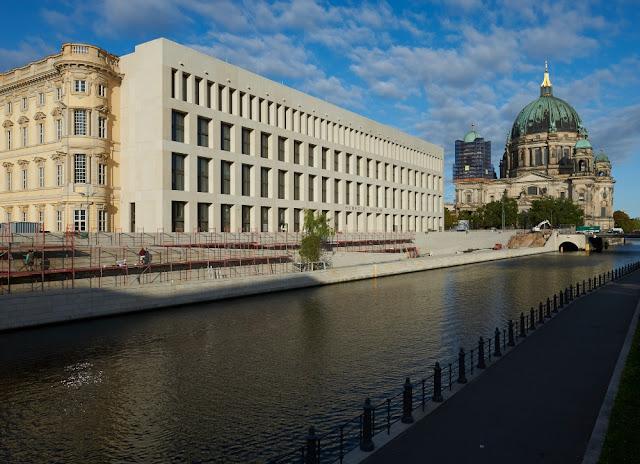 Atrações e atividades grátis em Berlim - Humboldt Fortum