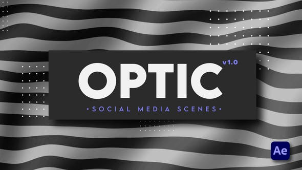 Optic – Social Media Scenes[Videohive][[After Effects][28946825]