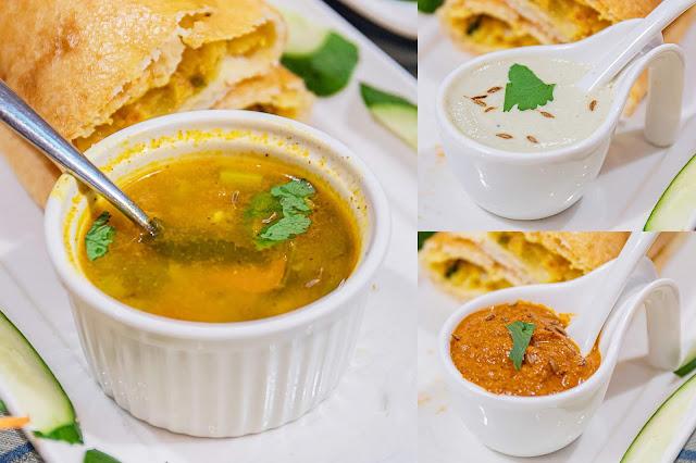 collage3 - 熱血採訪│Aloo tikki,中文裡似乎沒有相對應的用詞,不過在北印度可以說是相當常見的小吃