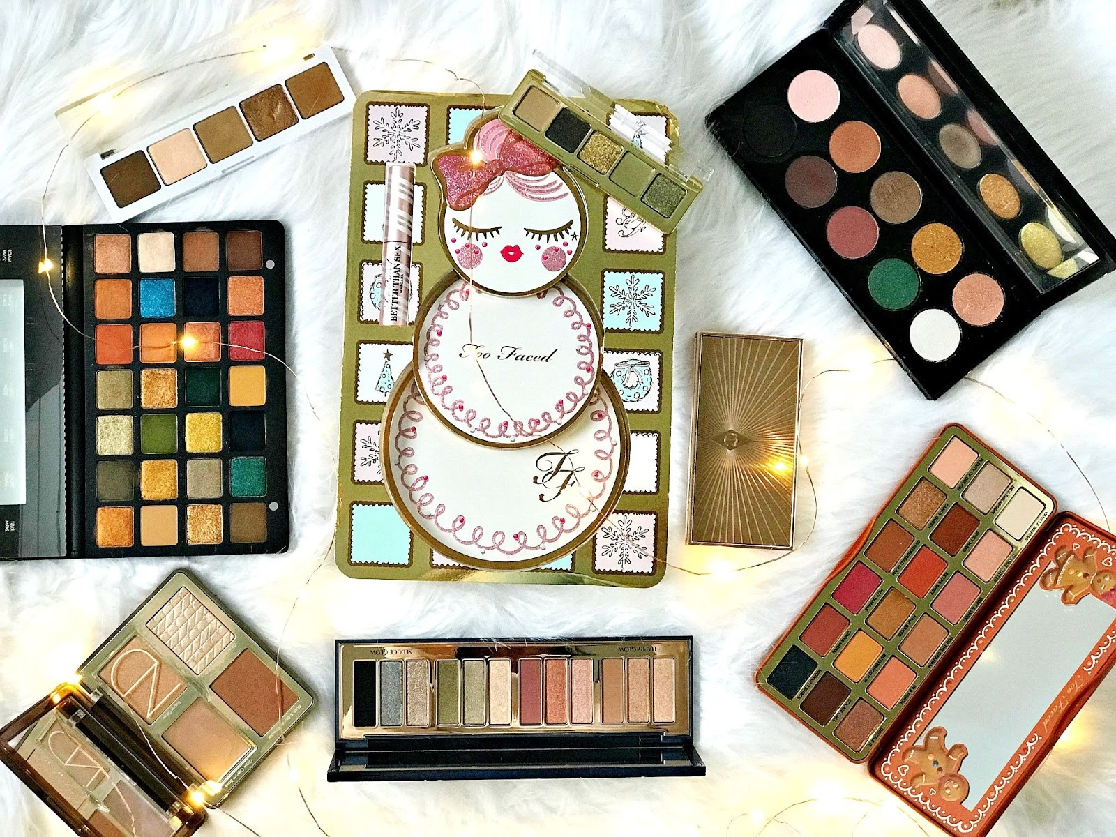 Christmas Gift Guide: Palettes