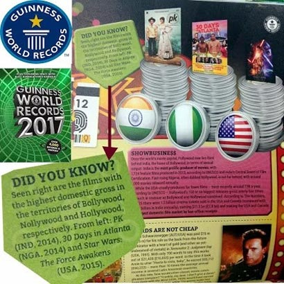 """Guinness World Records recognizes Ay's """"30 Days In Atlanta"""" movie"""