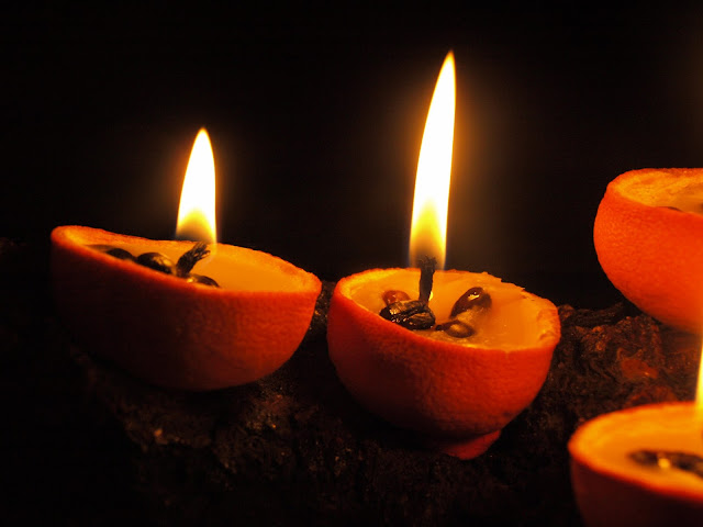 Diy-αρωματικά-κεριά
