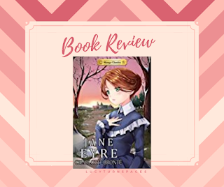jane eyre manga, manga classic book review, mangas to read, manga recommendations, jane eyre review,