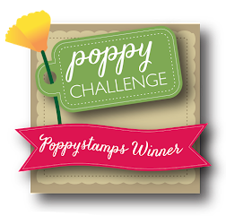 Winner Poppystamps