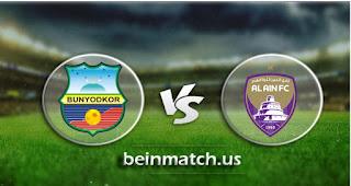 مشاهدة مباراة العين وبونيودكور بث مباشر اليوم 28-01-2020 في دوري أبطال آسيا