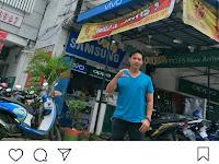 Jalan Rappocini Raya menjadi pusat penjualan handphone street , grosir dan eceran terbesar di Kota Makassar